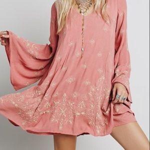 Free people blush dress